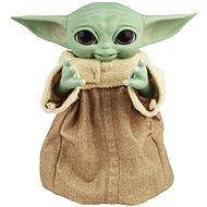 Star Wars Galactic Grogu - Baby Yoda se svačinou - Interaktivní hračka