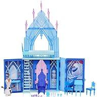 Ledové Království 2 Elsin skládací ledový palác - Doplněk pro panenky