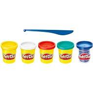 Play-Doh Safírová sada na oslavy - Modelovací hmota