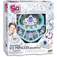 Korálky Korálky ledová princezna