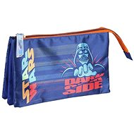 Školní pouzdro Star wars modré - Penál
