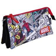 Školní pouzdro Marvel, barevné - Penál