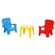 Dolu Dětský zahradní nábytek - Dětský nábytek