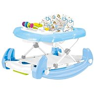 Down Children's rocker with sounds blue - Baby Walker