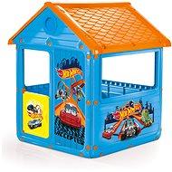 Hot Wheels Dětský zahradní domeček - Dětský domeček