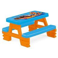 Hot Wheels Piknikový stůl pro 4 - Dětský stůl