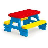 Dolu Piknikový stůl pro 4 - Dětský nábytek