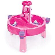 Dolu Hrací stolek 3v1 jednorožec - Dětský stůl