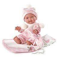 Llorens New Born holčička 26270 - Panenka