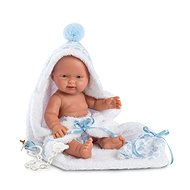 Llorens New Born chlapeček 26273 - Panenka