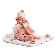 Llorens New Born holčička 63546 - Panenka