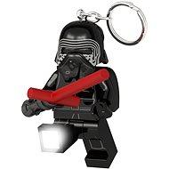 LEGO Star Wars Kylo Ren se světelným mečem - Klíčenka