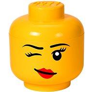 LEGO Úložná hlava Whinky - velká - Úložný box