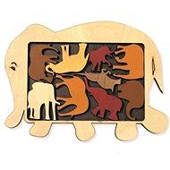 RecentToys Elephant Parade - Hlavolam