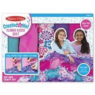 Melissa-Doug Výroba fleecové deky  - Kreativní sada