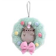 Pusheen Wreath ornament - Přívěsek