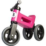 Funny Wheels New Sport 2v1 - růžové  - Odrážedlo