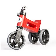 Funny Wheels New Sport 2v1 - červené