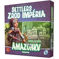Settlers: Zrod impéria - Amazonky - Rozšíření společenské hry