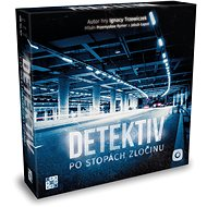 Detective: In the Footsteps of Crime - Board Game