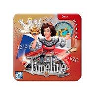 Timeline Česko - Karetní hra