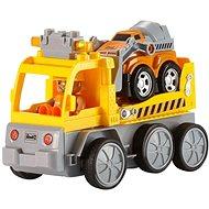 Revell Junior 23003 - Tow Loader with excavator - RC auto na dálkové ovládání