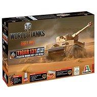 Italeri World of Tanks Limited Edition 36512 - Tiger 131 - Plastový model