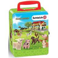 Klein Sběratelský kufřík Schleich pro zvířata - Kufřík