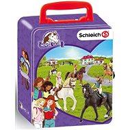 Kufřík Klein Sběratelský kufřík Schleich pro koně