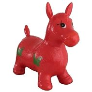 Teddies Bouncer Hopper - Red - Hopper/Bouncer