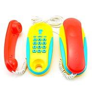 Teddies Dva telefony do různých pokojů - Herní set
