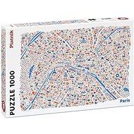 Piatnik Vianina Paris - Puzzle