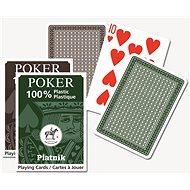 Poker - 100% Plastic - Karty