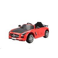 Hecht Autíčko Mercedes Benz SLS AMG - červené - Dětské elektrické auto