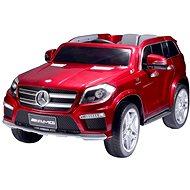 Hecht Autíčko Mercedes Benz - červené - Dětské elektrické auto