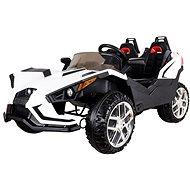Hecht 58888 Sportovní autíčko - bílé - Dětské elektrické auto