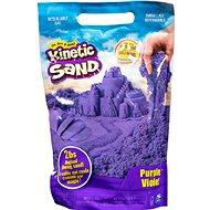 Kinetic sand Fialový písek 0,9kg - Kreativní sada