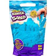 Kinetic sand Modrý písek 0,9kg - Kreativní sada