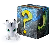 Dragons 3 Collector's figurines - white dragon