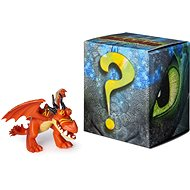 Dragons 3 Collector figurines twin packs - red dragon