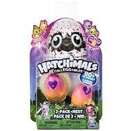 Hatchimals Zářící zvířátka dvojbalení  - Figurky