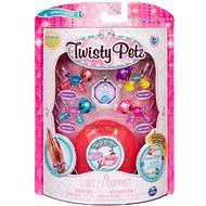 Twisty Petz 4 náramky zvířecích miminek - Kitty a Puppy