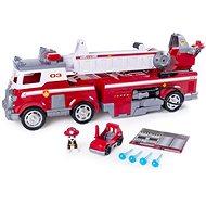 Tlapková patrola Velký hasičský vůz s efekty - Herní set