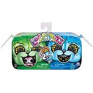 Zoomer Zvířátka s lízátkem dvojbalení - zelenomodré - Interaktivní hračka