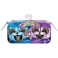 Zoomer Zvířátka s lízátkem dvojbalení - modrofialové - Interaktivní hračka