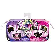 Zoomer Zvířátka s lízátkem dvojbalení - fialovorůžové - Interaktivní hračka