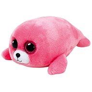 Plyšová hračka Beanie Boos Pierre - pink seal 24 cm