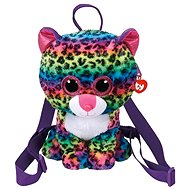Ty Gear backpack Dotty - multicolor leopard 25 cm