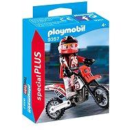 Playmobil 9357 Motokrosový závodník - Stavebnice