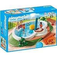 Playmobil 9422 Bazén - Stavebnice